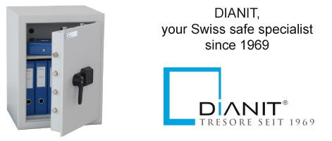 DIANIT, your Swiss safe specialist since 1969