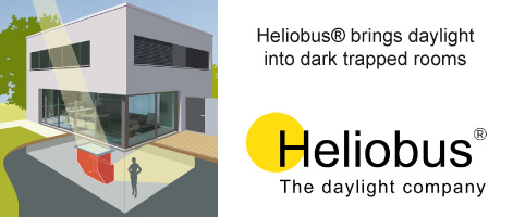 Heliobus® brings daylight into dark trapped rooms