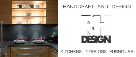 Craft and design through RH-Design for kitchens, furniture and interiors