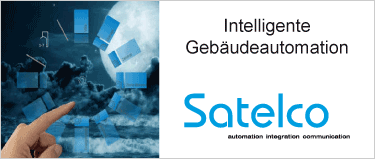 Intelligente Gebäudeautomation