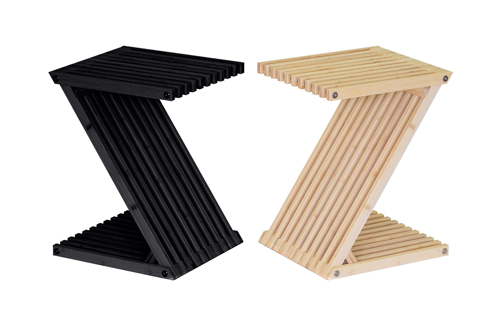 The shelf cube - turns from a table to a chair to a shelf