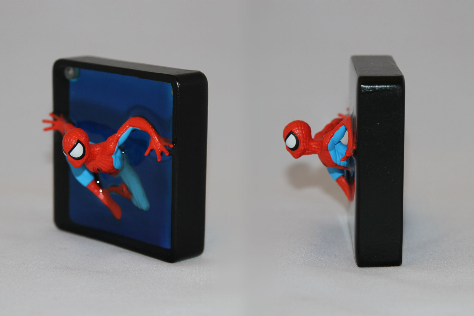 Comic spyder man by Comix Zurich